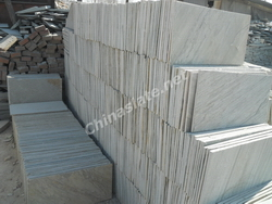 natural slate grey tiles factory