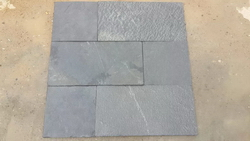 dark grey slate factory