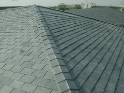 china green slate rooing tiles