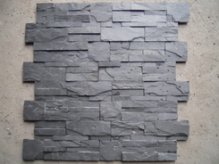 Black Slate 18*35cm ledge stone