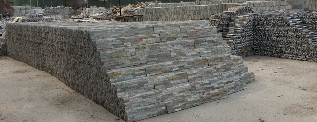 slate wall stone in stocks