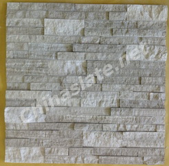 natural split surface gray serpeggiante marble wall stone
