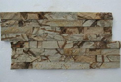 ledge wall stone