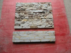 tiger yellow sandstone cultured stone